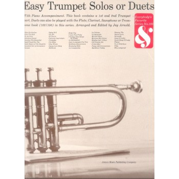 Buy Easy Trumpet Solos Or Duets Efs 105 Book Online in India | Furtados
