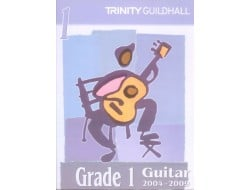 Buy EXAMINATION MUSIC - Guitar  Trinity Guildhall Online in India