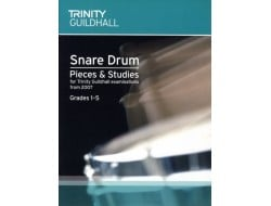 Buy EXAMINATION MUSIC - Drums  Percussion  Trinity Guildhall Online in India