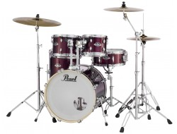 Pearl, Drum Set, 5 Pcs, EXX, Hybrid Shell Pack -Red Wine EXX725SPC 91 - Buy DRUMS & PERCUSSION - Drum Sets Online in India