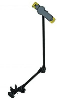 Buy hercules tablet holder for keyboard stand dg320b online in india at best price furtados - Hercules tablet stand ...